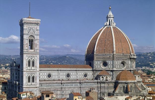 Catedral de florencia viajar a italia for Architecture quattrocento