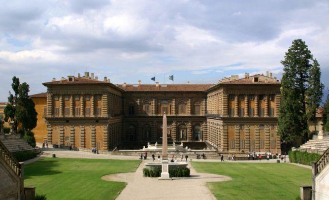 El Palacio Pitti