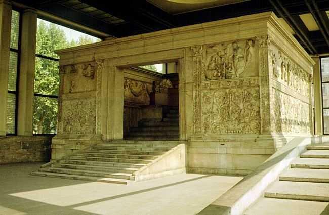 El Altar de la Paz