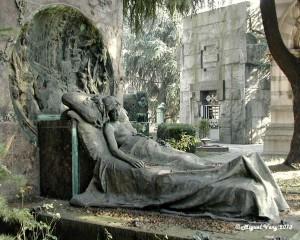 Cementerio Monumental de Milán