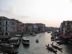Clima de Venecia.