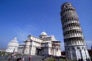 La Torre Pisa, uno de los muchos atractivos de Italia.