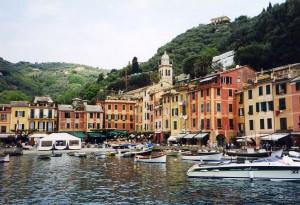 Puerto de Portofino.