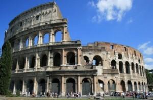 Coliseo de Roma -