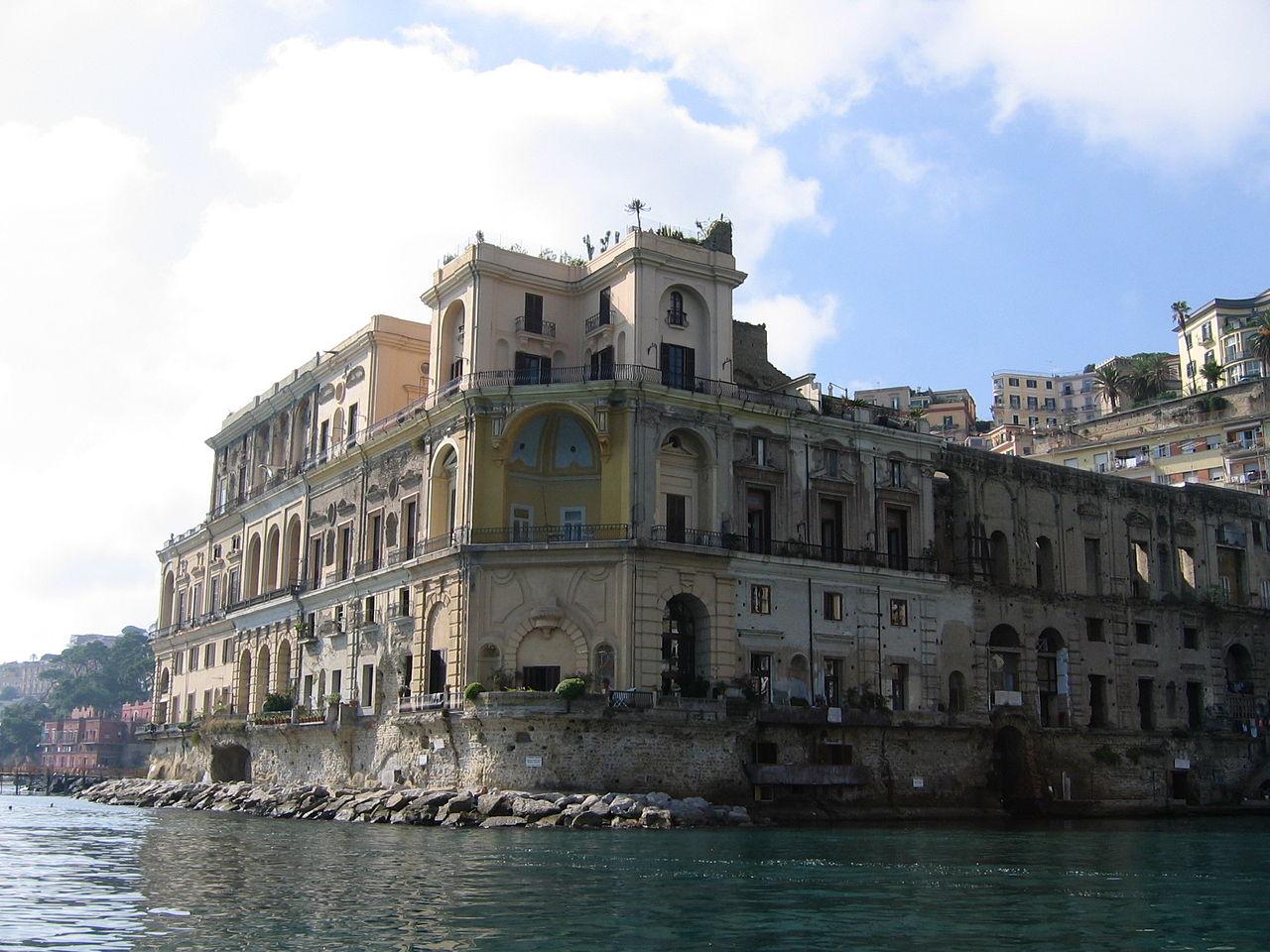 Villa Rocca A Napoli