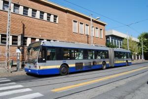 Autobuses en Turín