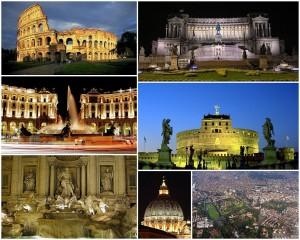 Collage de Roma.