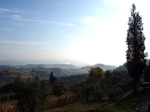 Otoño en Florencia