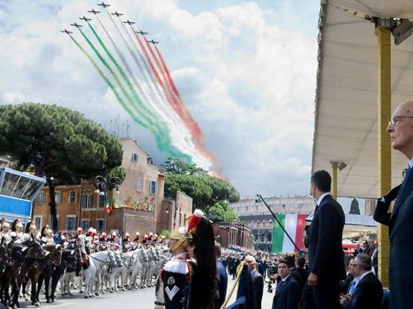 Día de la República en Italia