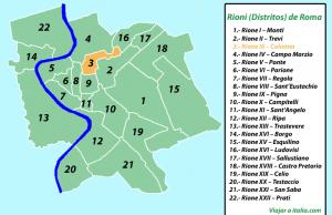 Rione III – Colonna