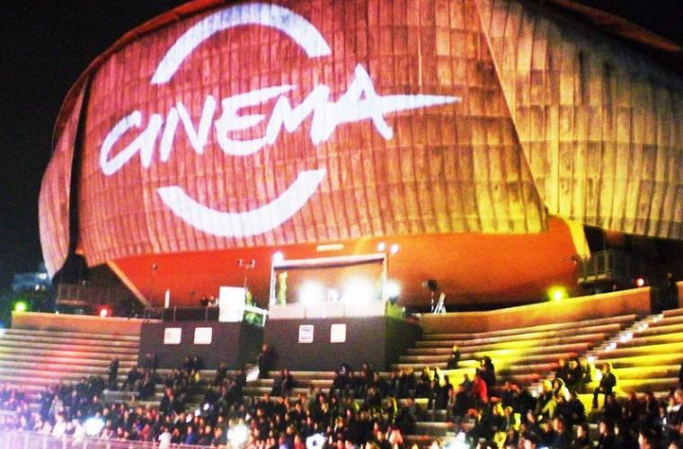 Auditorio Parco della Música (Sede del Festival de Cine en Italia)