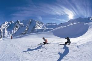 Esquí en Italia
