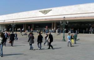 Estación de Venecia Santa Lucía