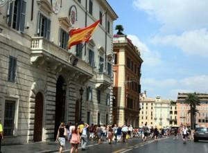 Embajada de España en Roma