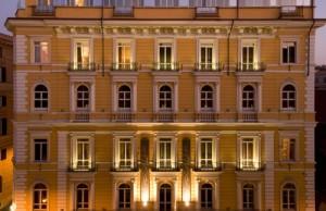 Hotel La Griffe **** en Roma