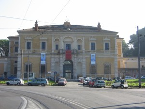Museo Nacional Etrusco de Villa Giulia