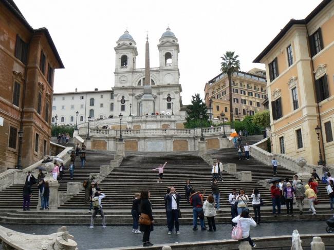 Plaza de España - Roma