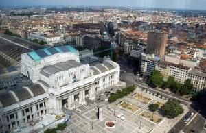 Estación Central de Milán (Stazione di Milano Centrale)