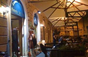 Restaurante Osteria dell'Arco en Roma