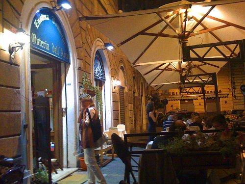Restaurante La Terrazza dell\'Eden en Roma - Viajar a Italia