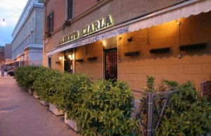 Restaurante Alberto Ciarla en Roma