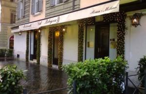 Restaurante Dal Bolognese en Roma
