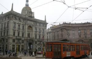 Transporte en Milán