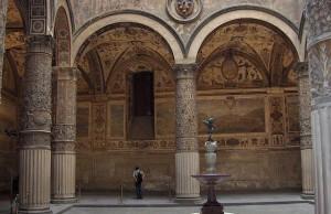 Palazzo Vecchio (Palacio Viejo de Florencia)