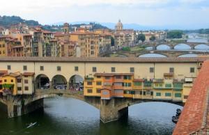 Ponte Vecchio (Puente Viejo de Florencia)