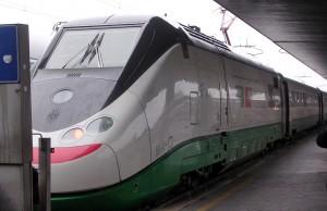 Llegar en tren a Venecia