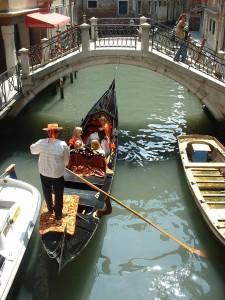 Desplazarse por Venecia