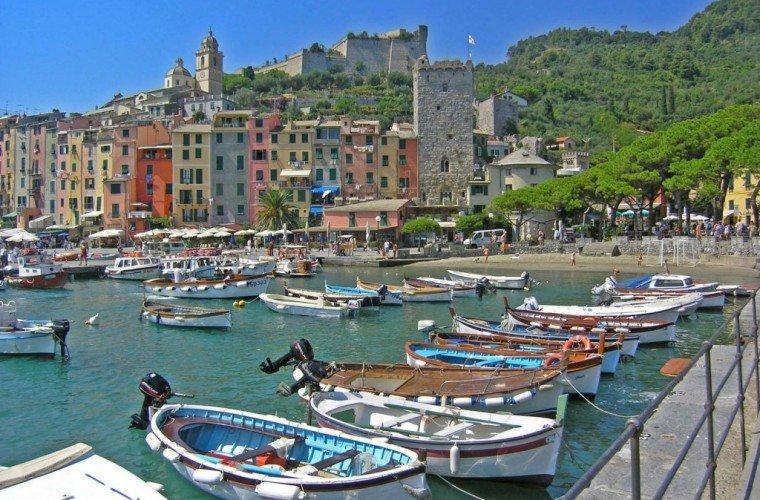 Portovenere Italia