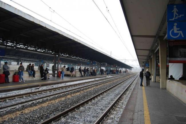 Estación de tren de Santa Lucía