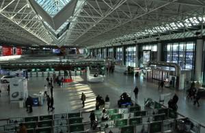 T1 del Aeropuerto de Roma-Fiumicino