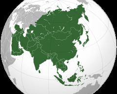 Embajadas de Asia en Italia