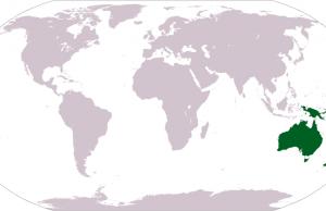 Embajadas de Oceanía en Italia