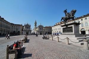Plaza San Carlo (Turín)
