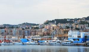Vista de Génova