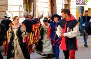 Fiestas y Eventos de Italia en Abril
