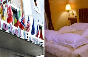 Hotel Berna **** en Milán