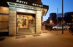 Hotel Mozart **** en Milán