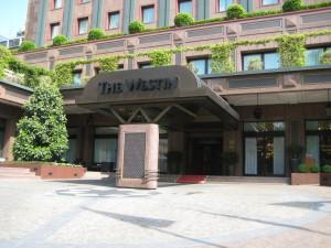 Hotel The Westin Palace (Milán)