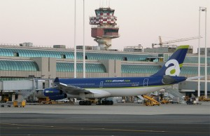Aeropuerto de Roma-Fiumicino: Llegadas de vuelos