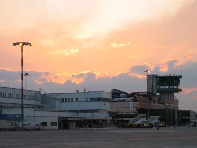 Aeropuerto de Bolonia Guglielmo Marconi