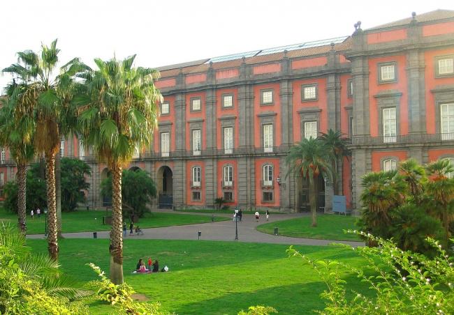 Palacio y Museo de Capodimonte