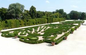 Jardín Giardino Giusti
