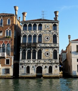Palacio Ca'Dario o tambien llamado la casa que mata.