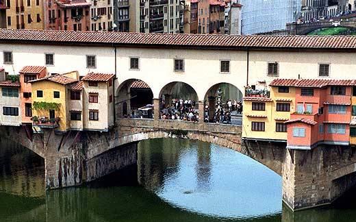 El Puente Viejo de Florencia