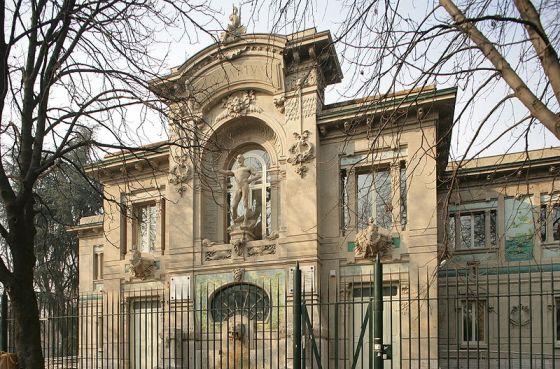 Acuario Civico de Milán