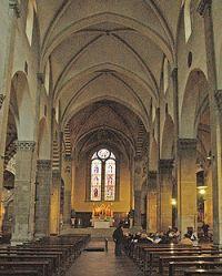 Interior Santisima Trinidad